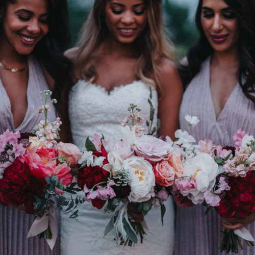 Ett av sommarens vackraste bröllop!