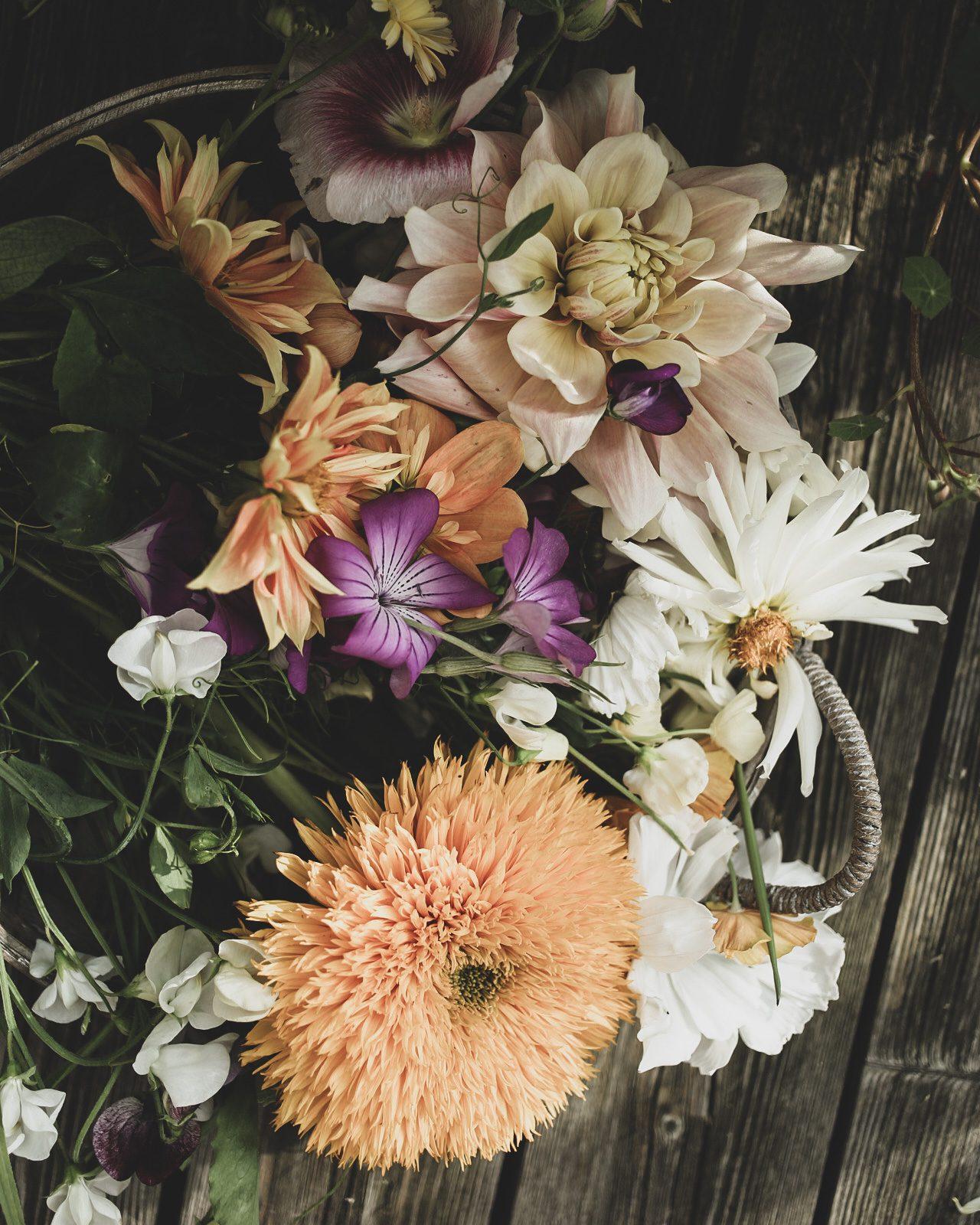 Lovely life blomster