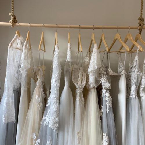 Drömmiga brudklänningar och galamiddag på stadshuset