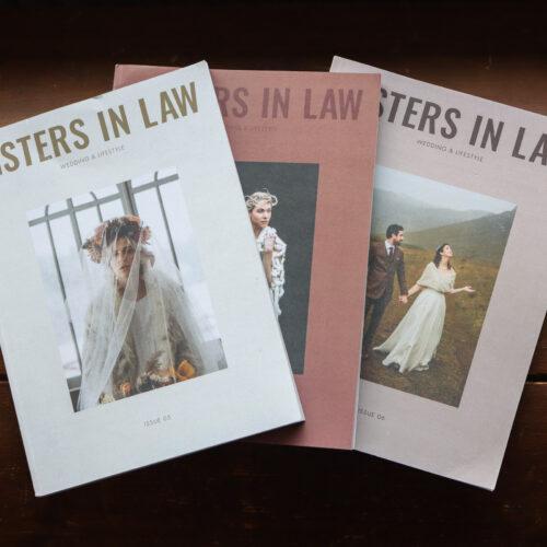 Sisters in Law fyller 5 år