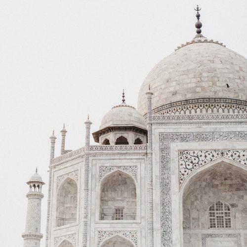Mer Indien – Agra!