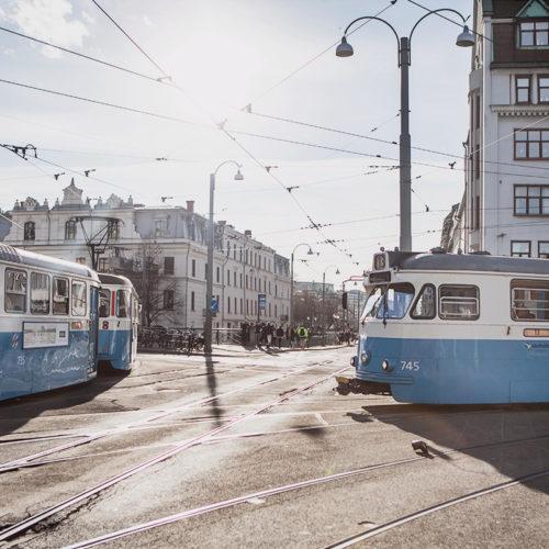 En snabb visit i Göteborg