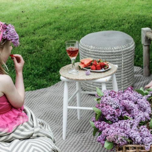 Picknick med Dixie Design – Sponsrat inlägg.