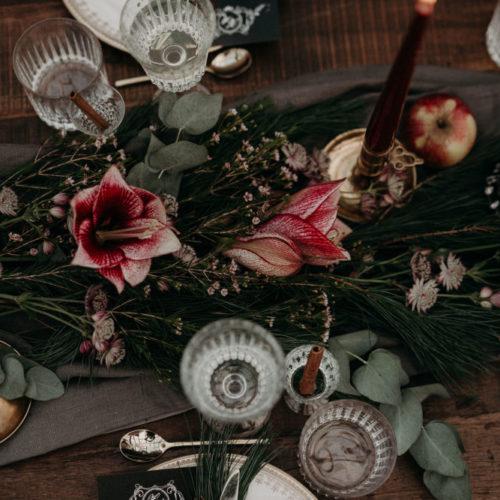 5 dukningstips till julens middagar och fester!