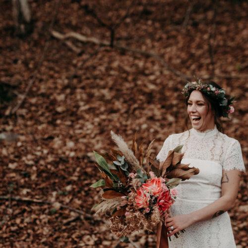 Bröllopsinspo till novemberbröllopet!