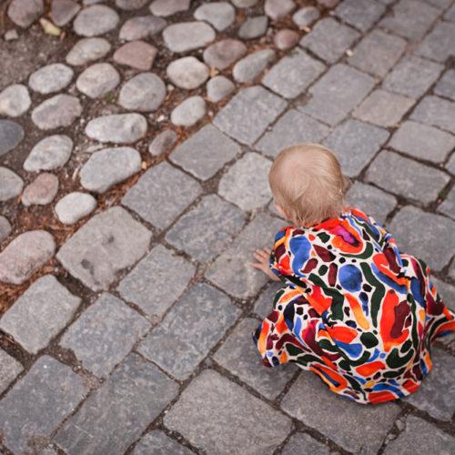Urgulliga barnkläder, lite Stockholmsporr och rädslor för hårda värden