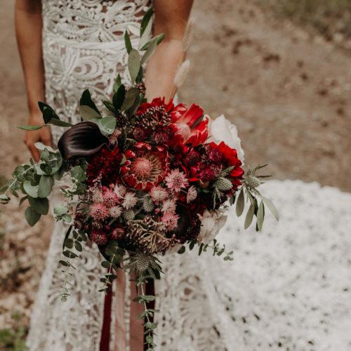 Junibröllop på Långängen