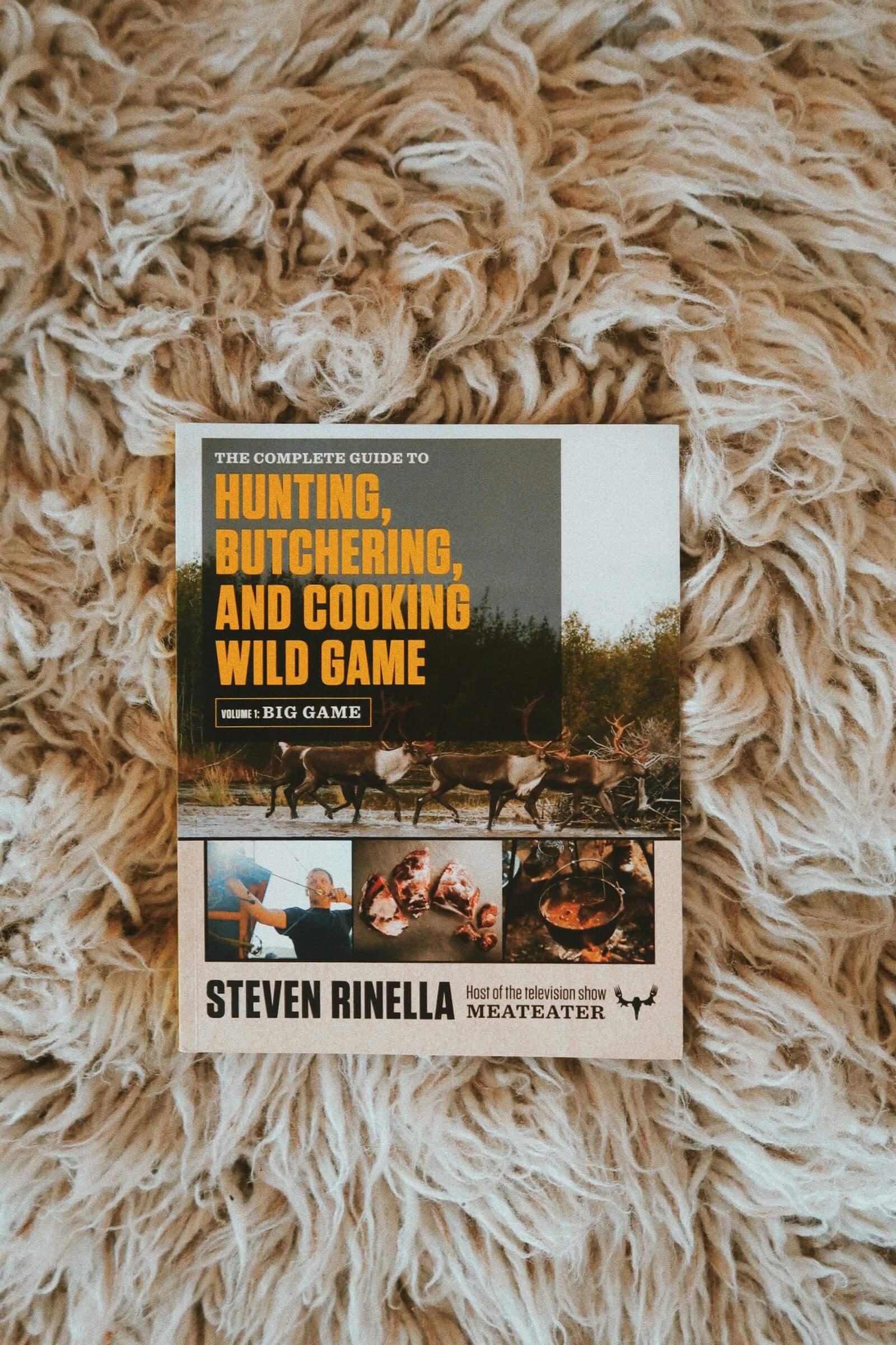 Sommarens böcker Rivia Steven Rinella