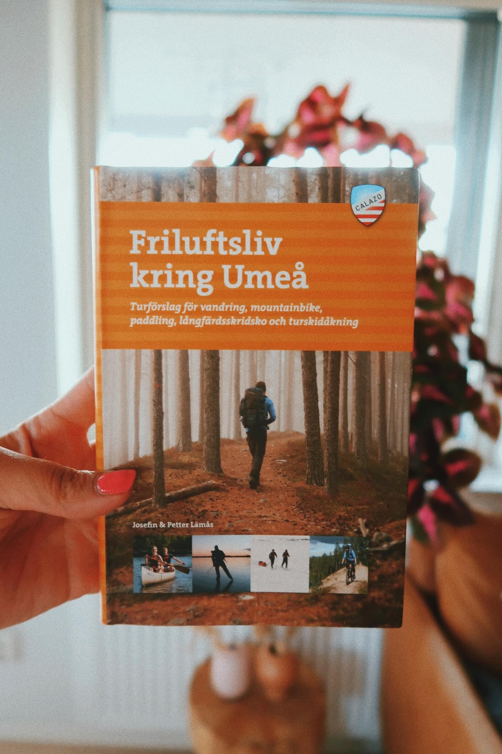 Sommarens böcker Rivia friluftsliv kring Umeå