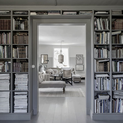 Mitt bibliotek i Alcro trend