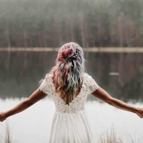#YesToThePlanet – 100% Klimatkompenserad Brudkollektion Från Bröllopsbruket