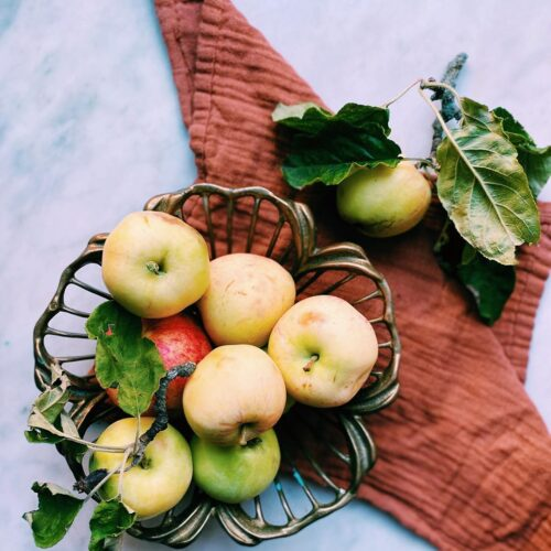 Fotoutmaning Oktober 2020 – Veckans tema: Äpple