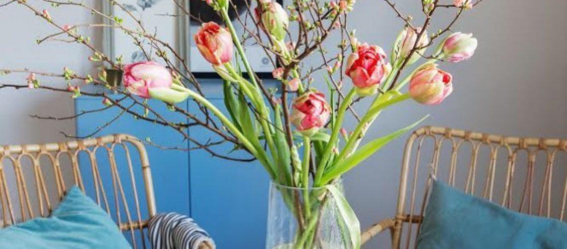 bukett maj skillad florals