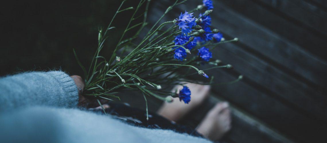 Lovely life blommor känslor