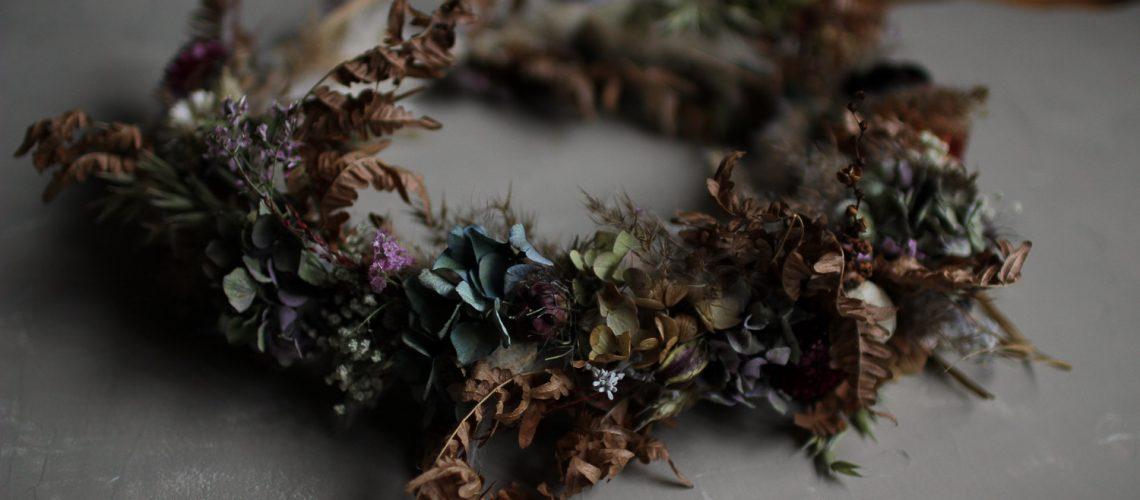 Skillad florals (6 av 9)
