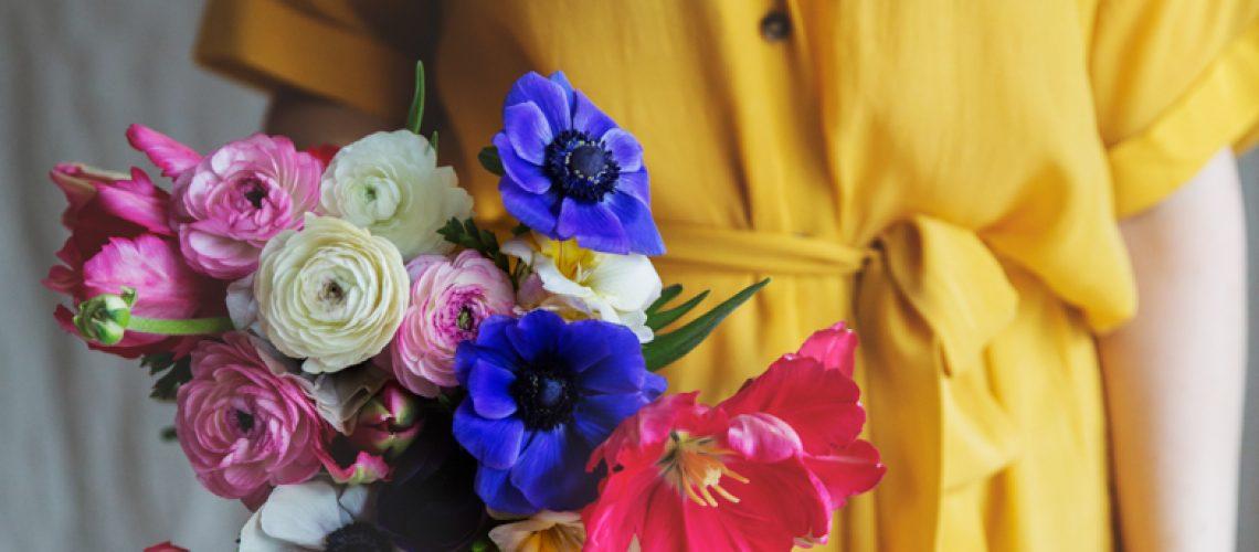 Vårblommor Amelia Vår