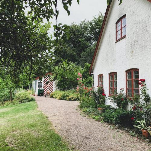 Semester hemma i Skåne