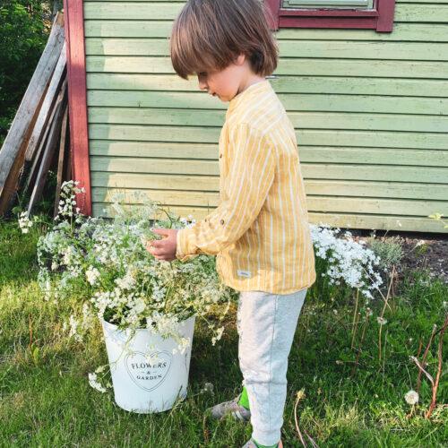 Trädgårdstankar och tips på att ta tillvara på vattnet