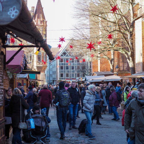 Lübeck i juletid