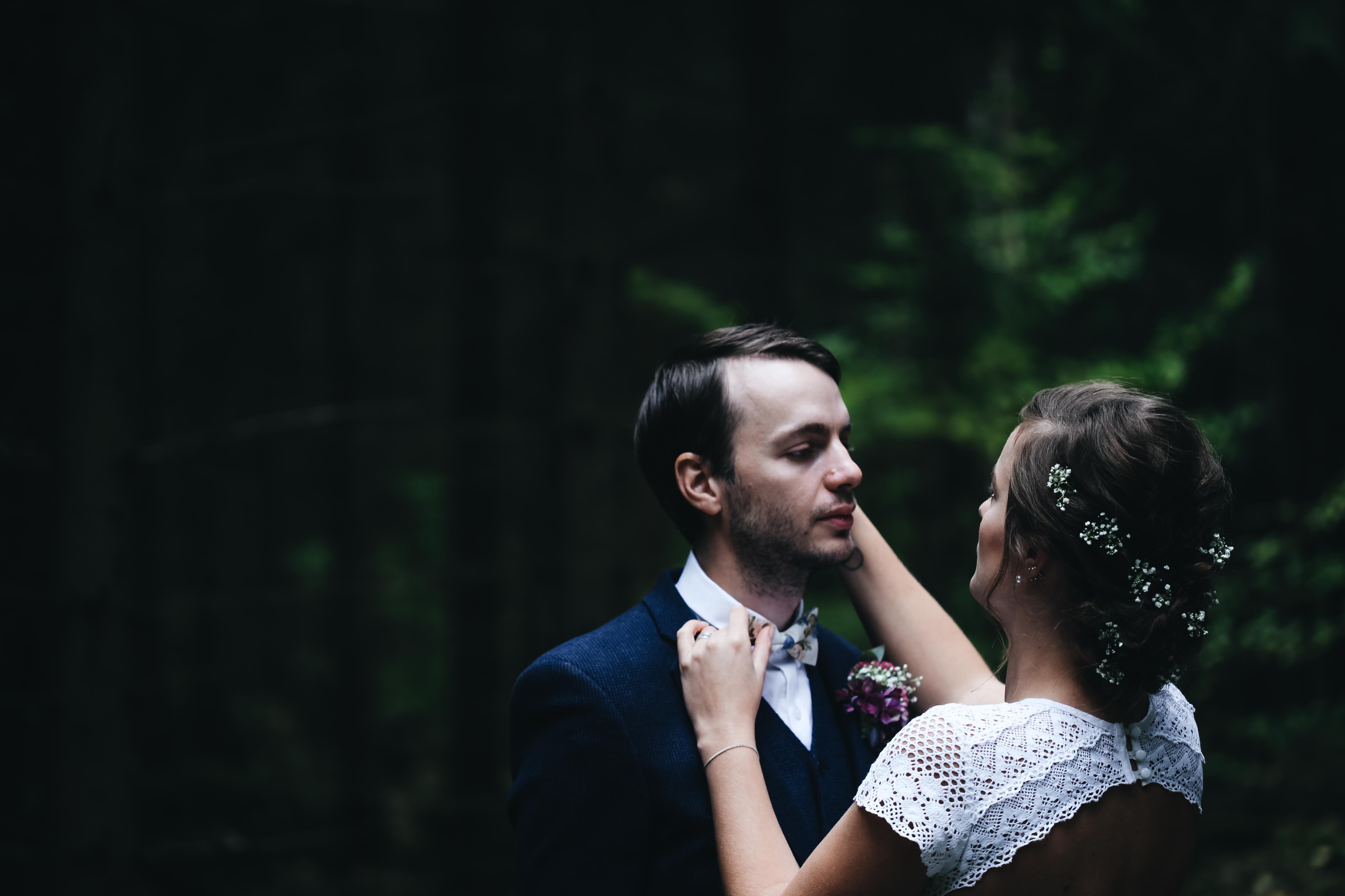 lovely life bröllop foto