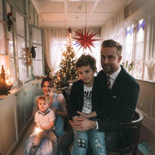 Julafton, så som jag minns den