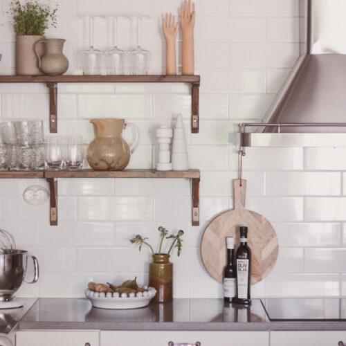 Gästblogg av Johanna Gilan; Köket nu, köket sen.