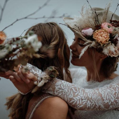Bröllopsinspiration från Västkusten med brudklädsel från Ellen Marie Bridal