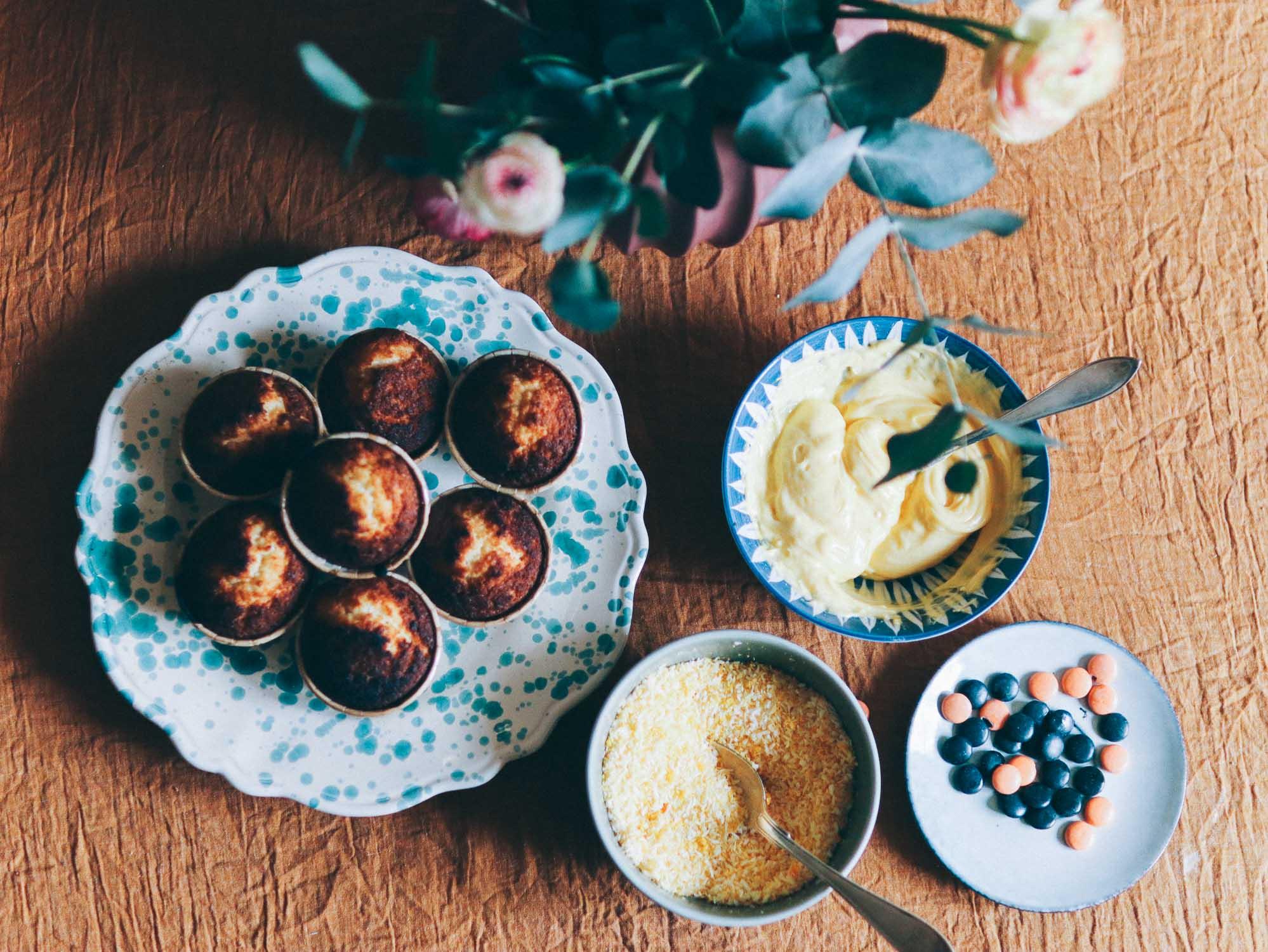 muffins pask baka med barn volang lovely life
