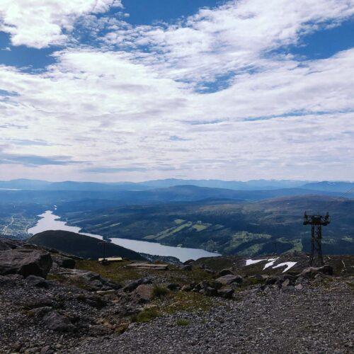 Sommar i Åre, Del 1