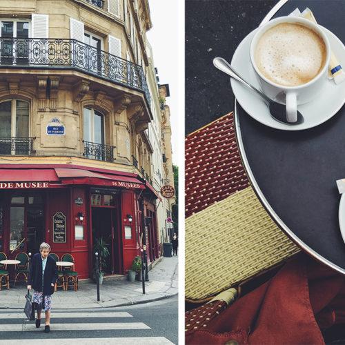 Plötsligt i Paris