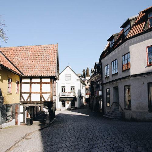 En helg i Visby (när huset är för litet)