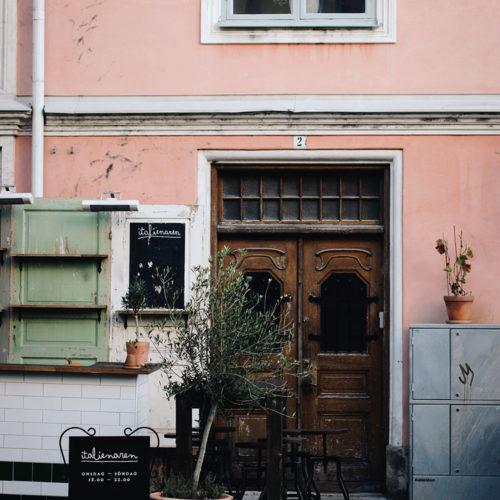 Vad är väl Visby en tisdag i November?