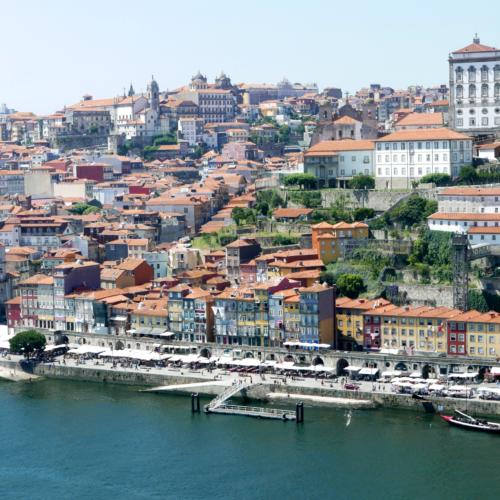 Framme i Porto