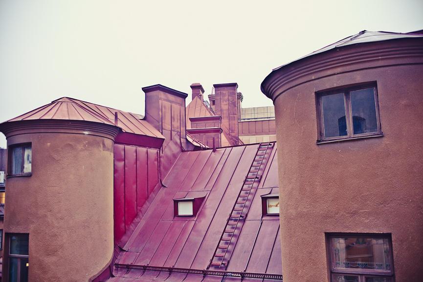 husfasader, Stockholm