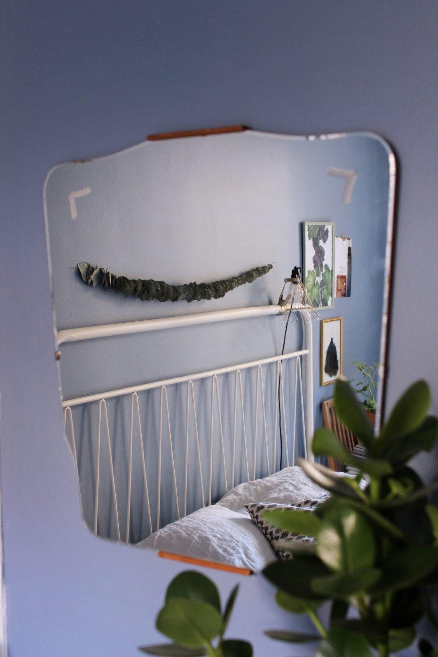 En ny (fast gammal) spegel
