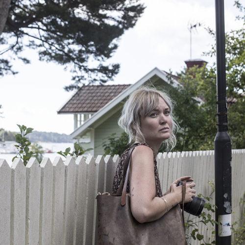 Film- och fotodag ute på ön