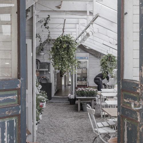 Årets första lunch på Dalarö Lanthandel