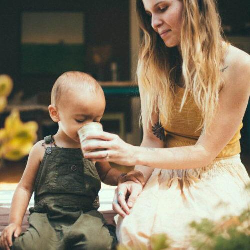 On motherhood – Dori Varga