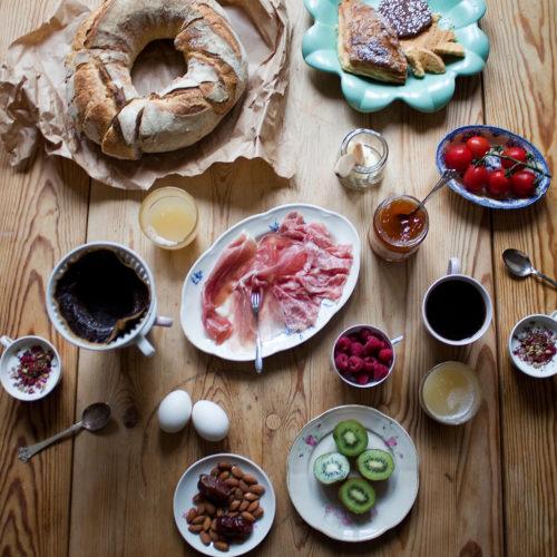 Det här med Frukostar.