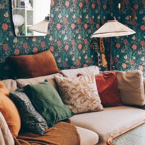 Ny – fast gammal – soffa!