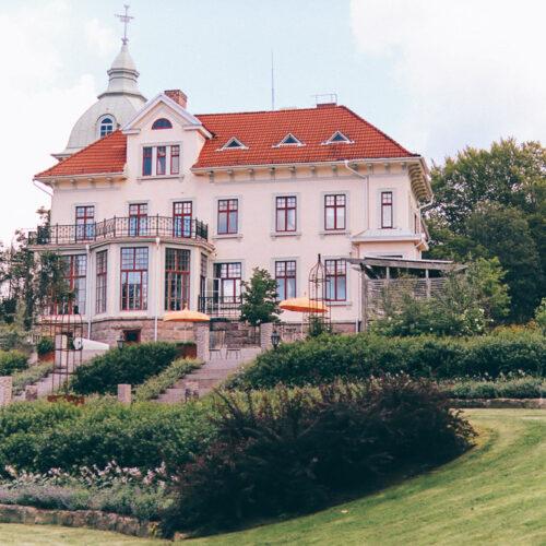 Drömmiga dagar på Villa Strömsfors