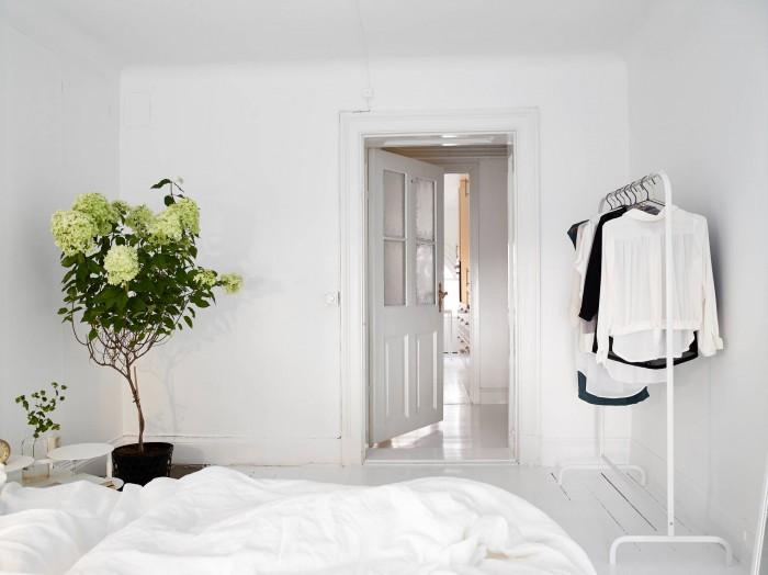 chalmersgatan, bedroom