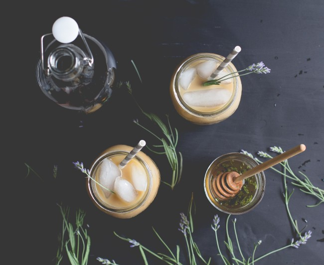 kallbryggt kaffe